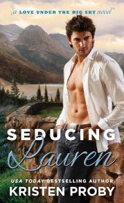 SEDUCING LAUREN Cover