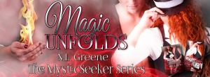 Magic Unfolds Facebook Cover