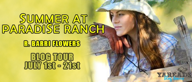 summer at Paradise Ranch banner