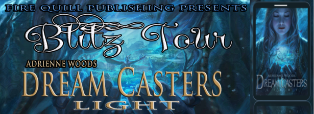dream casters light banner